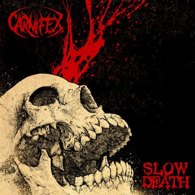 carnifex slow death cover