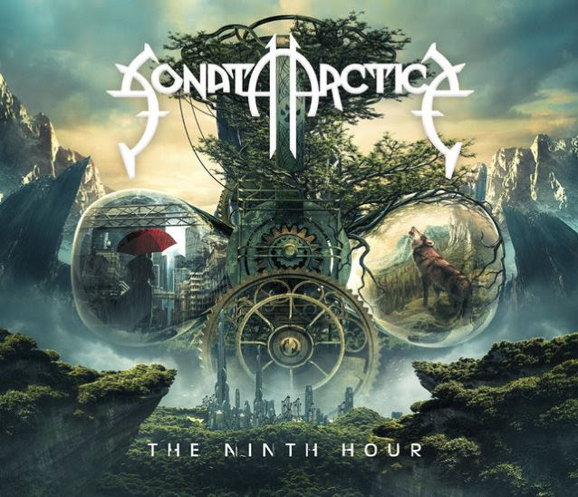 sonata arctica the ninth hour cover