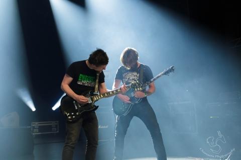 Fire Down Below - Headbanger's Balls Fest 2018