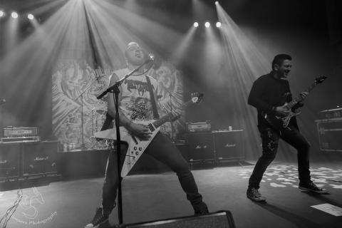 Guilty As Charged - Headbanger's Balls Fest 2018