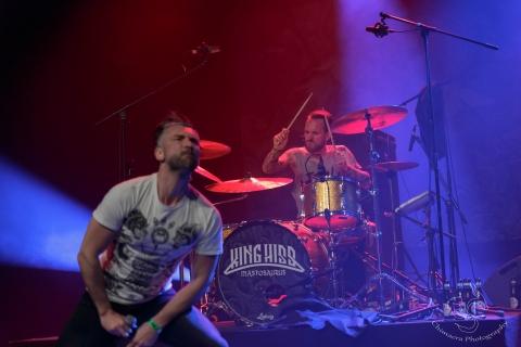 King Hiss - Headbanger's Balls Fest 2018