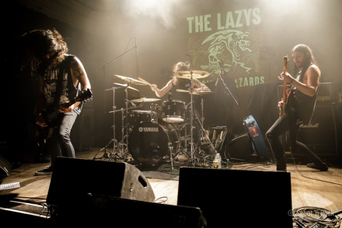 The Lazys - De Casino