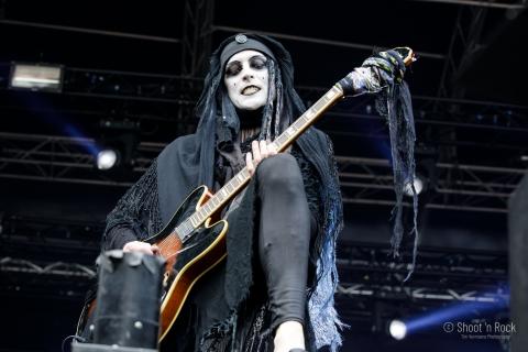 Tribulation - Dynamo Metal Fest 2019