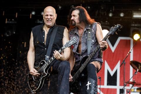 Metal Church - Dynamo Metal Fest 2019