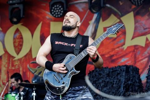 Soulfly - Dynamo Metal Fest 2019
