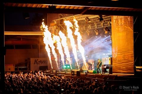 Arch Enemy - Dynamo Metal Fest 2019