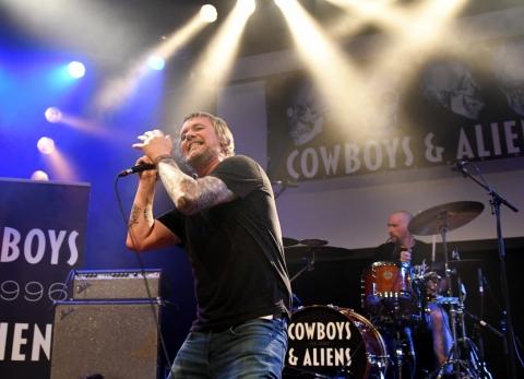 Cowboys And Aliens - Alcatraz Hard Rock & Metal Festival 2019