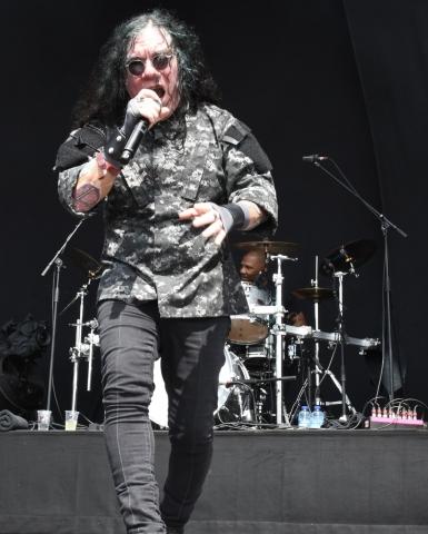 Helstar - Alcatraz Hard Rock & Metal Festival 2019