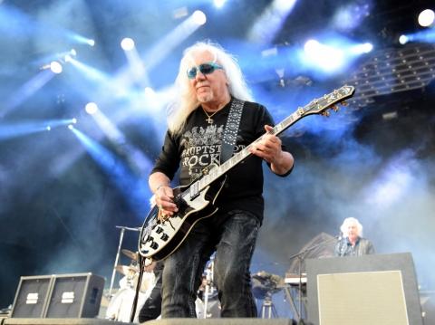 Uriah Heep - Alcatraz Hard Rock & Metal Festival 2019
