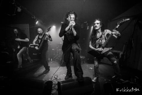 Darkrise @ Verlichte Geest