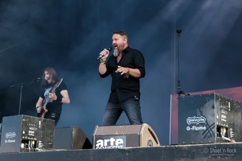Dyscordia - Alcatraz Hard Rock & Metal Festival 2021