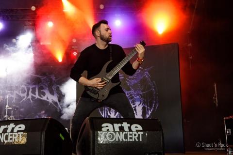 Necrotted - Alcatraz Hard Rock & Metal Festival 2021