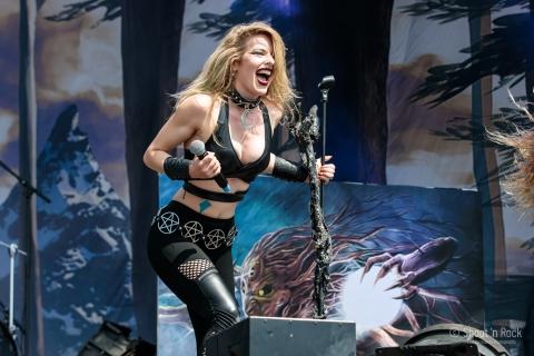 Burning Witches - Alcatraz Hard Rock & Metal Festival 2021