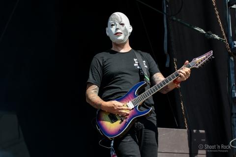 Fleddy Melculy - Alcatraz Hard Rock & Metal Festival 2021