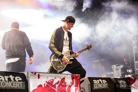 Bizkit Park - Alcatraz Hard Rock & Metal Festival 2021
