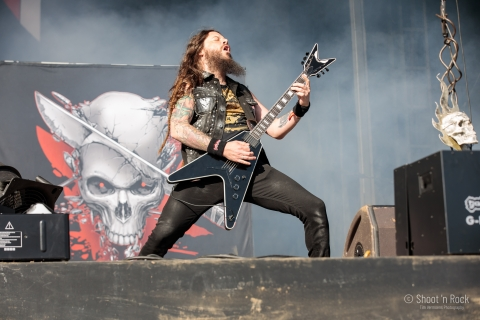 Destruction - Alcatraz Hard Rock & Metal Festival 2021