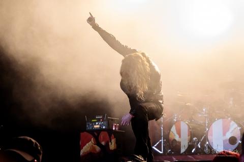 Dark Tranquillity - Alcatraz Hard Rock & Metal Festival 2021