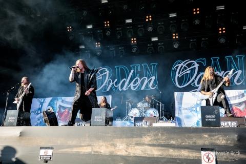 Orden Ogan - Alcatraz Hard Rock & Metal Festival 2021