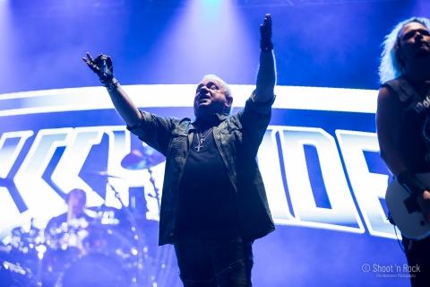 Dirkschneider - Alcatraz Hard Rock & Metal Festival 2021
