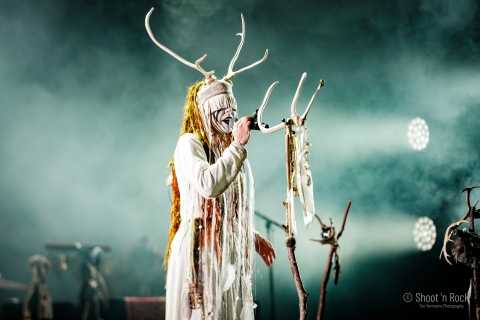 Heilung - Alcatraz Hard Rock & Metal Festival 2021